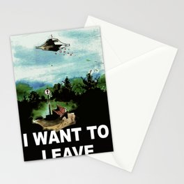 beLEAVEing Stationery Cards