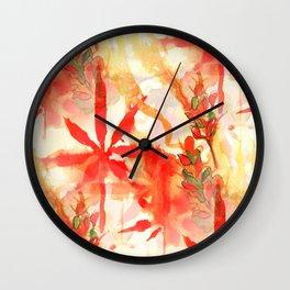 Fire OG Wall Clock