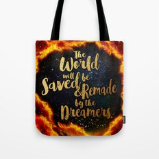 By the Dreamers Tote Bag