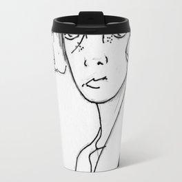 Donna Hayward Travel Mug