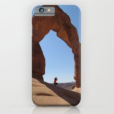 Framed - Delicate Arch iPhone 6s Slim Case