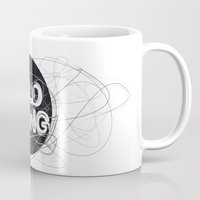 the thing Mugs featuring Wild Thing by feigenherz BAM