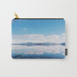 Thingvellir Lake, Iceland Carry-All Pouch