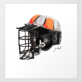 Princeton Bucket Art Print