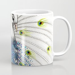 Pavo Real Coffee Mug