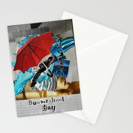 Bumbershoot Day Stationery Cards