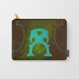 Sound of Cello Carry-All Pouch