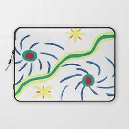 Suns and Hurricanes Laptop Sleeve