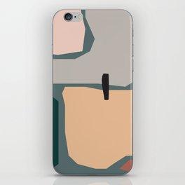 // Shape study #20 iPhone Skin