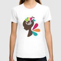 child T-shirts featuring Child by Irmak Akcadogan