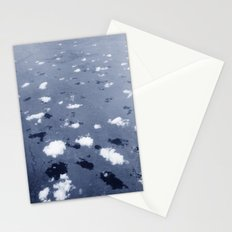 Clouds over the Australian outback. Stationery Cards