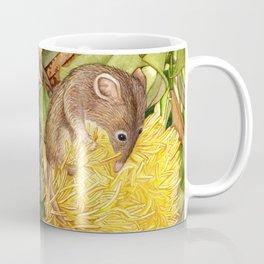 Honey Possum in Dryandra Coffee Mug