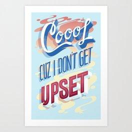 Coool Art Print