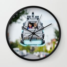 Back to the Lego Wall Clock