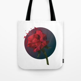 Rose for Someone Tote Bag
