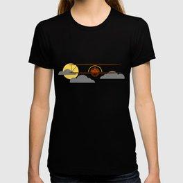 The Getaway: Biplane T-shirt