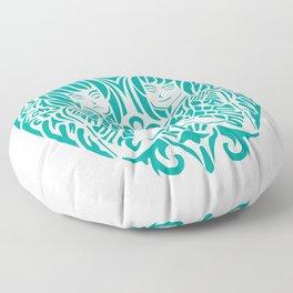 gemini siam style Floor Pillow