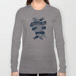 Georgian Bay Never Gets Old Long Sleeve T-shirt