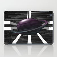 saturn iPad Cases featuring Saturn by Isaak_Rodriguez