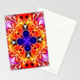 Dynamic Energy Stationery Cards