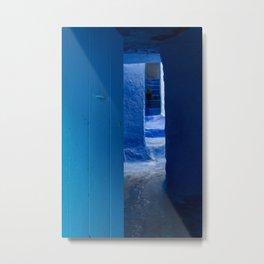 Passageway Metal Print