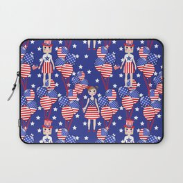 4th July Laptop Sleeve