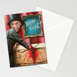 Torrini the Terrific Stationery Cards