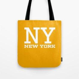 NY New York City Tote Bag