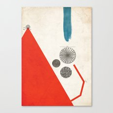Ratios II. Canvas Print