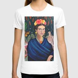 Frida et sa nature vivante T-shirt
