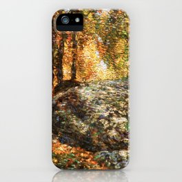 The Jewel Box, Old Lyme - Digital Remastered Edition iPhone Case