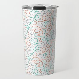 A Stringy Mess Travel Mug