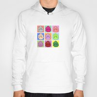 lumpy space princess Hoodies featuring Lumpy Space Prince ala Warhol by www.Lusy.ink