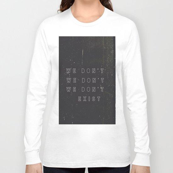 Existence Long Sleeve T-shirt
