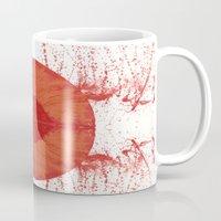 u2 Mugs featuring Sunday bloody sunday by Art Pass