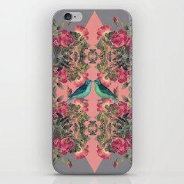 Love Birds II iPhone Skin