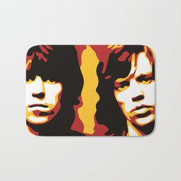 Keith & Mick Bath Mat