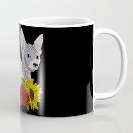 The Hairless Cat Coffee Mug