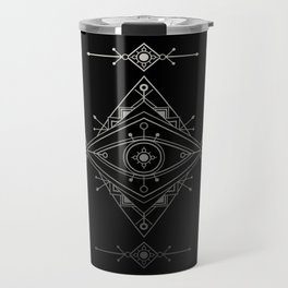 Wild Eye - Darkness Travel Mug