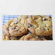 Cookies are Cooling Beach Towel