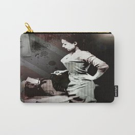 Vintage Erotica Dramatist Carry-All Pouch