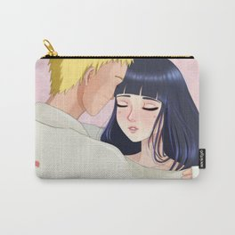 Naruto and Hinata - Fanart Carry-All Pouch