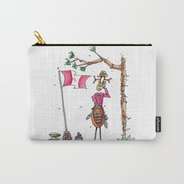 Happy Thanksgiving - Canada Carry-All Pouch