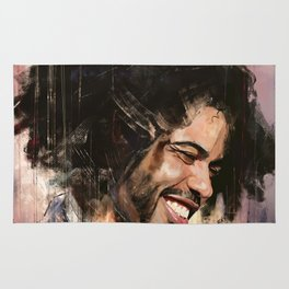 Portrait of Daveed Diggs Rug