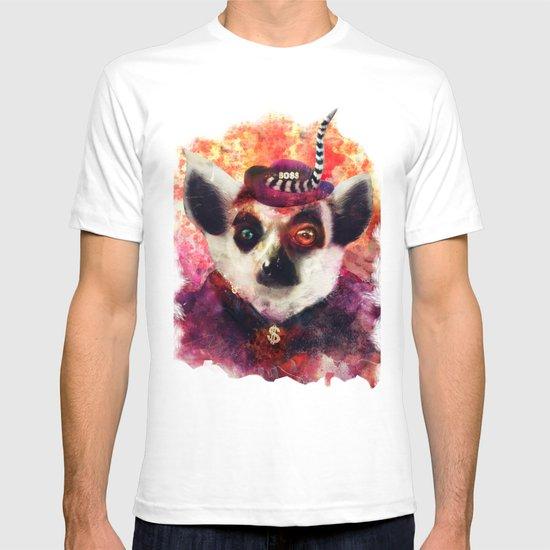 Lemur ( The Pimp Le-Mur ) T-shirt