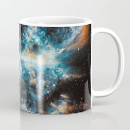Stellar Eruption Coffee Mug