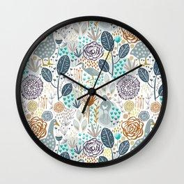 Lake Alex Wall Clock