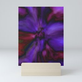 Shared Dimensionality Mini Art Print