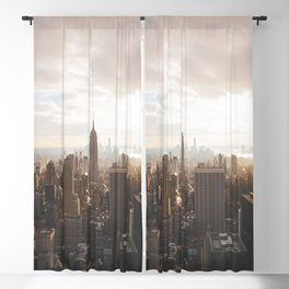 Empire State of Mind Blackout Curtain