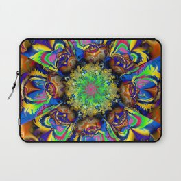 Over Commotion Laptop Sleeve